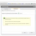Fresh Cloud File Server - Web Portal - Folder Permissions