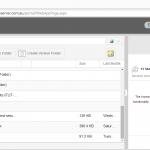 Fresh Cloud File Server - Web Portal - Share Files - Team Member Shared Files
