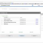 Fresh Cloud File Server - Web Portal - User Management - AD Browse User