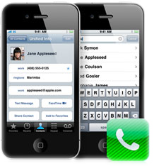 iPhoneContacts